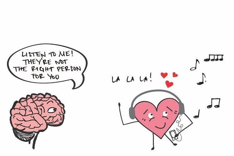 10 Ilustrasi yang Dirasakan Perempuan Saat Jatuh Cinta dan Patah Hati