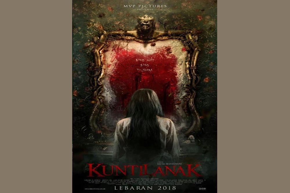 Meski Jadul, Tapi Daftar Film Horor Indonesia Ini Jadi Paling Laris!