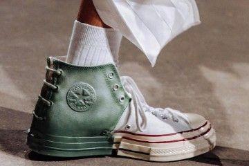 Perdana! Converse x Feng Chen Wang Rilis Sneakers Ter-Edgy