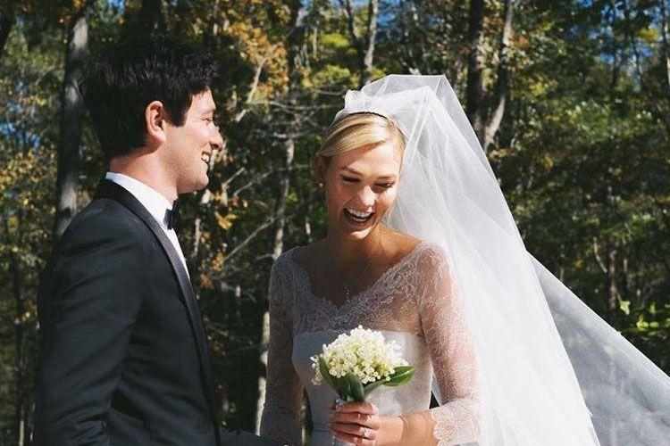 Tanpa Banyak Publikasi, Karlie Kloss dan Josh Kushner Resmi Menikah!
