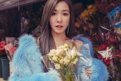 Memilih menjadi Solois, Tiffany ex SNSD Sukses Go Internasional