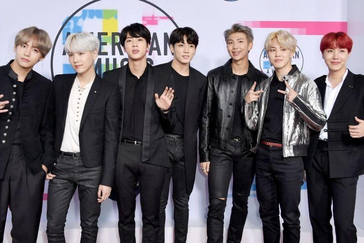 Keren! BTS Berhasil Dominasi Nominasi di The Grammy Awards 2019