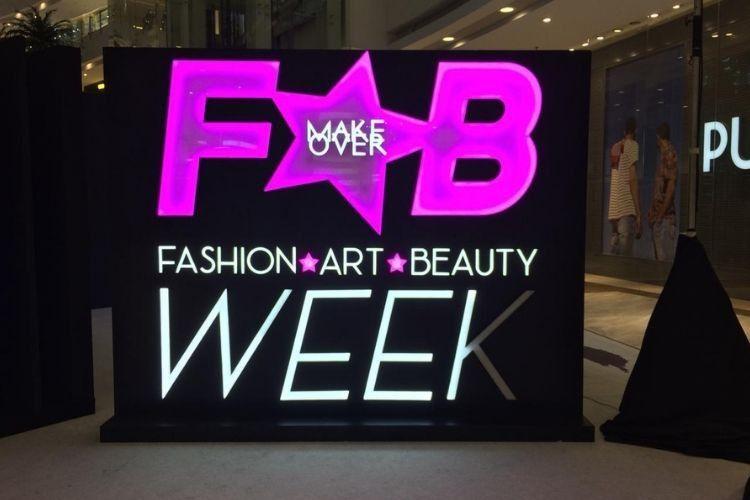 Ini Berbagai Keseruan di Make Over Fashion Art Beauty Week