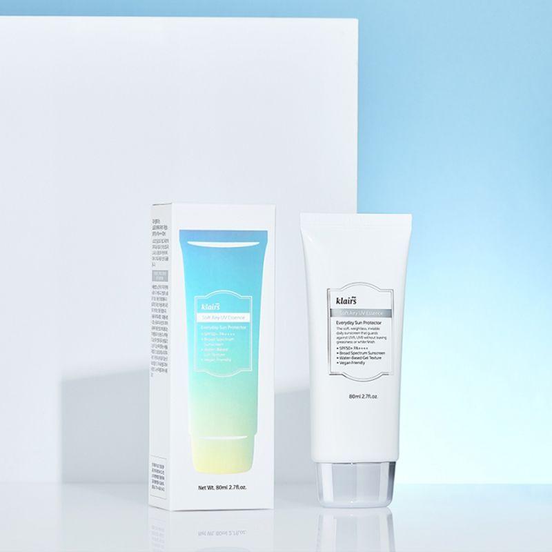 #Review: Sunscreen Asal Korea yang Ringan dan Nggak Lengket Di Kulit