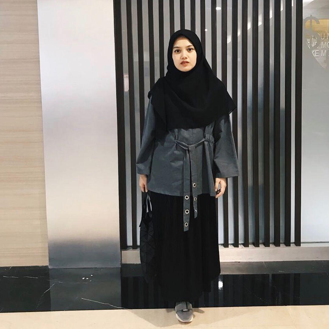 Tips Memadukan Busana & Hijab yang Tepat dari Herfiza Novianti