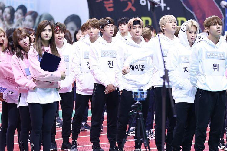 Program Olahraga Ini Jadi Ajang Kencan Para Idol Korea, Lho!