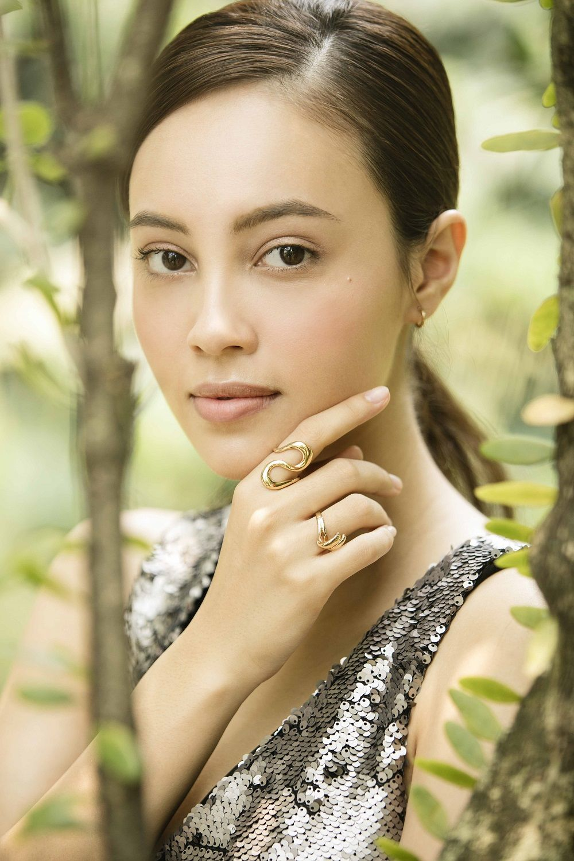 #IAMREAL: Anggika Bolsterli, Percaya Diri Jadi Kunci dari Kecantikan