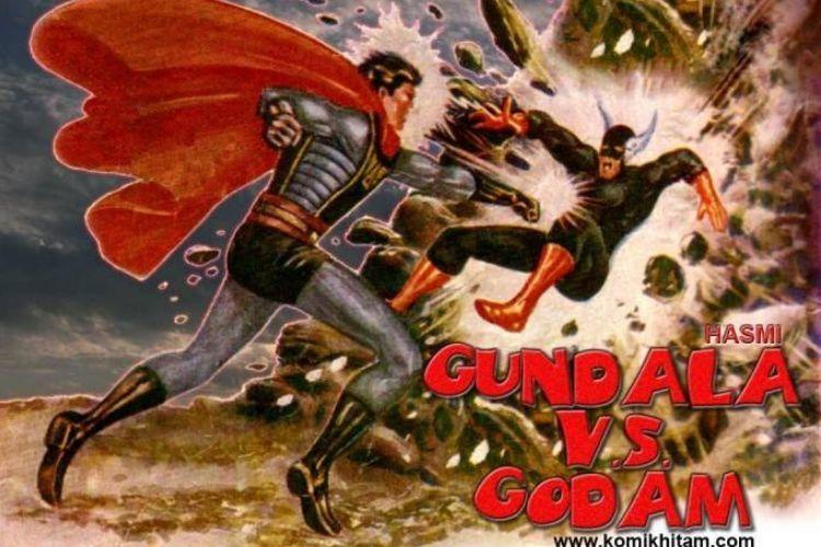 Dibuat di Kuburan, Ini 5 Fakta Proses Pembuatan Film Pahlawan Gundala
