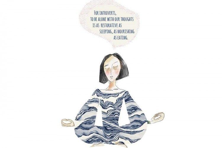 Jangan Risau, Ini Keuntungan Seorang Introvert di Dunia Kerja