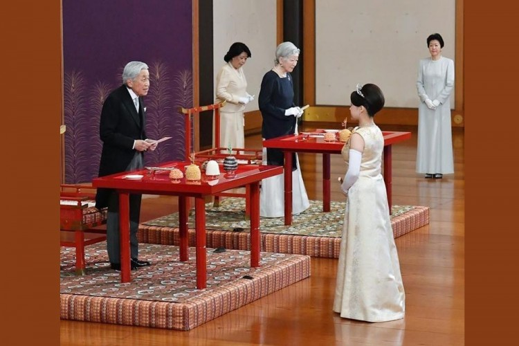 Resmi Nikahi Rakyat Biasa, Ini Kisah Cinta Putri Ayako dan Kei Moriya