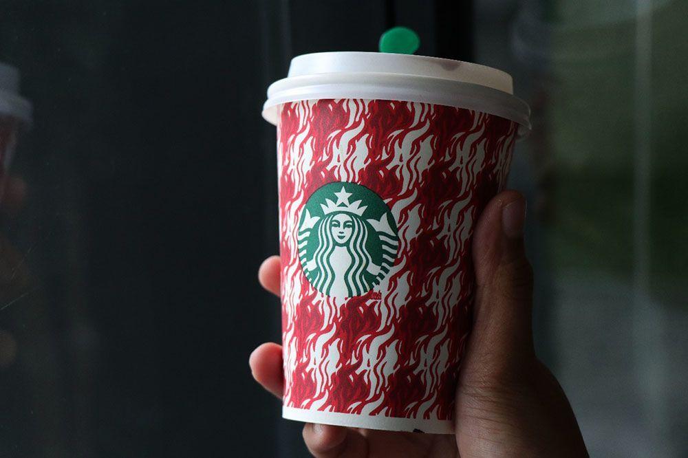 Sambut Musim Liburan, Starbucks Rilis Minuman dan Desain Cup Terbaru