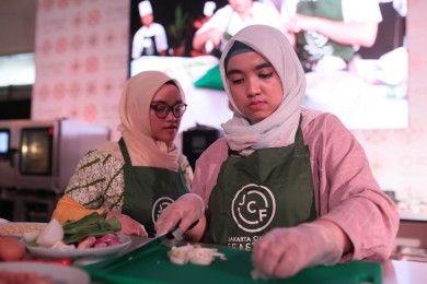 Seru, Begini Cara Jakarta Culinary Feastival 2018 Hipnotis Pengunjung