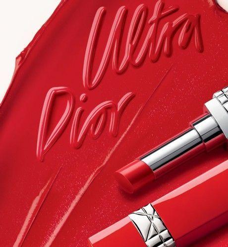 Dior Rilis 4 Warna Andalan Terbaru dari Koleksi Ultra Rouge
