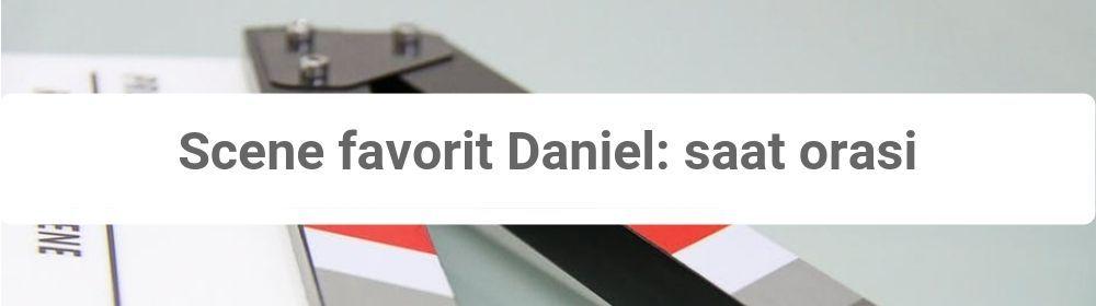 Daniel Beberkan 7 Fakta Proses Pembuatan Film A Man Called Ahok