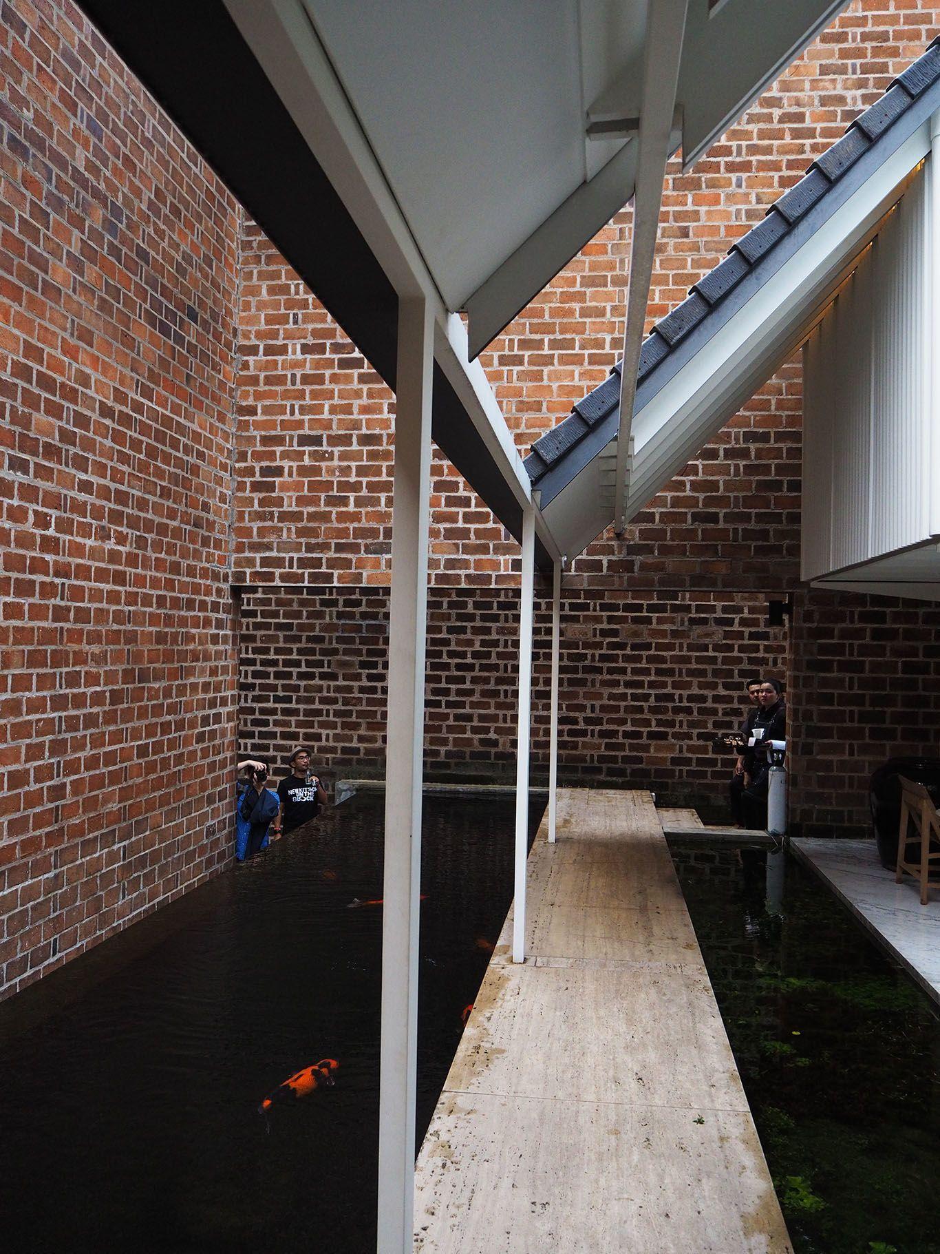 Studio Air Putih, Ruang Kerja Elegan dan Ideal untuk Gali Kreatifitas