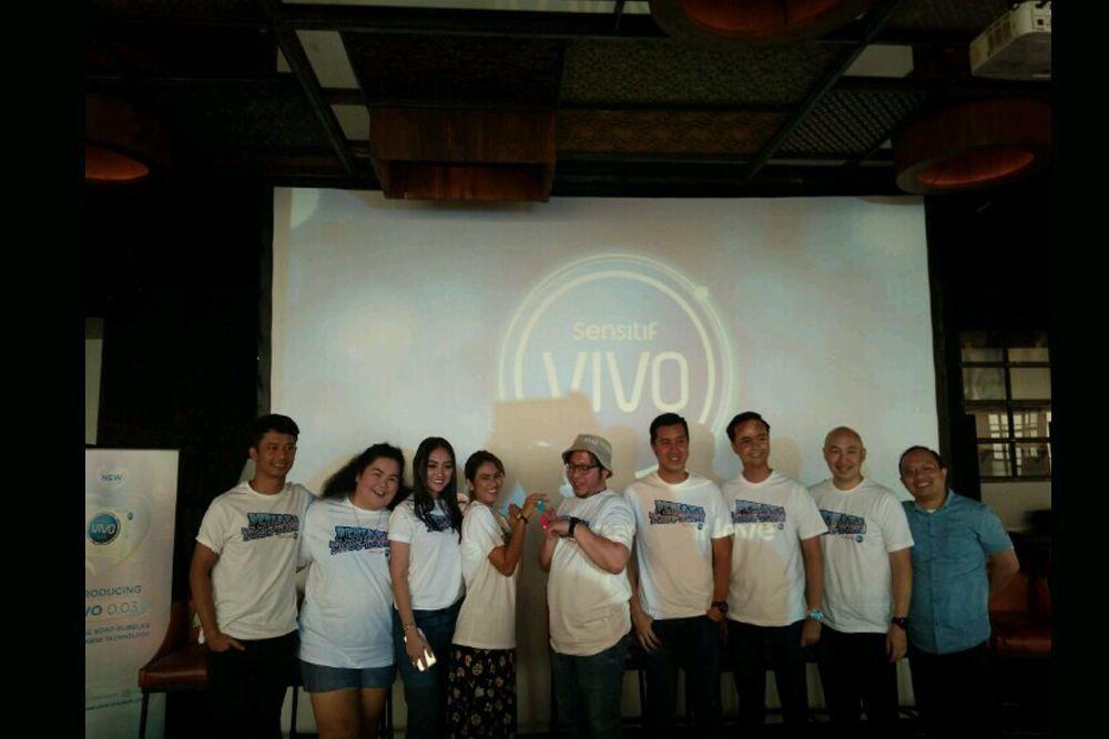 Kolaborasi, Sensitif VIVO dan Papillon Group Rilis Web Series