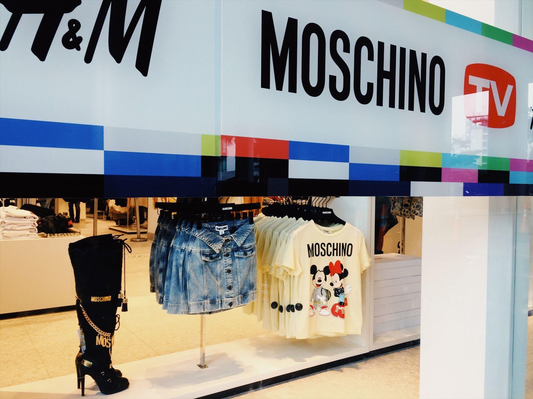 Ludes! Antusias Para PembeliMOSCHINO [tv] H&M di Indonesia