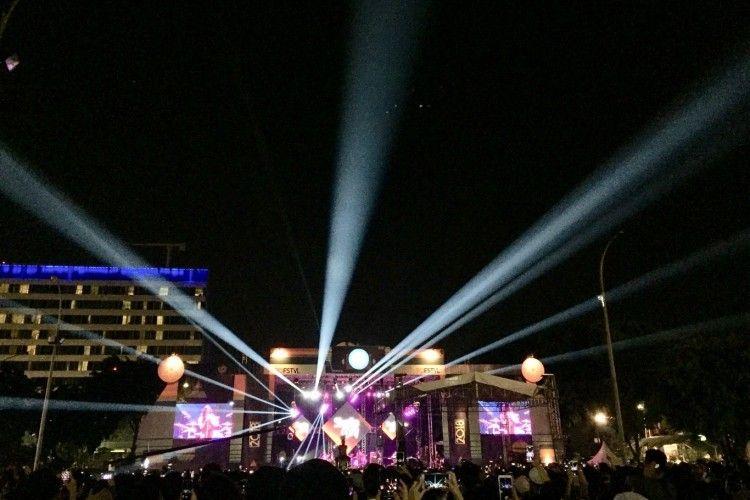 Nostalgia Malam Minggu yang Manis di The 90's Festival