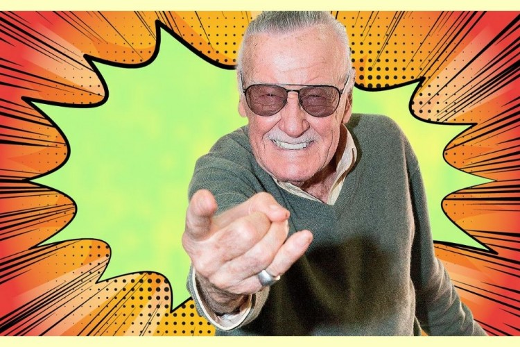 9 Quote Motivasi dari Stan Lee: Kekuatan Cinta, Doa, dan Imajinasi