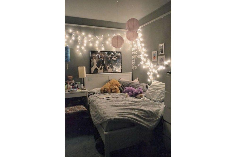 Foto Kamar Tidur Sederhana Sempit Bagus Nyaman Desain Interior