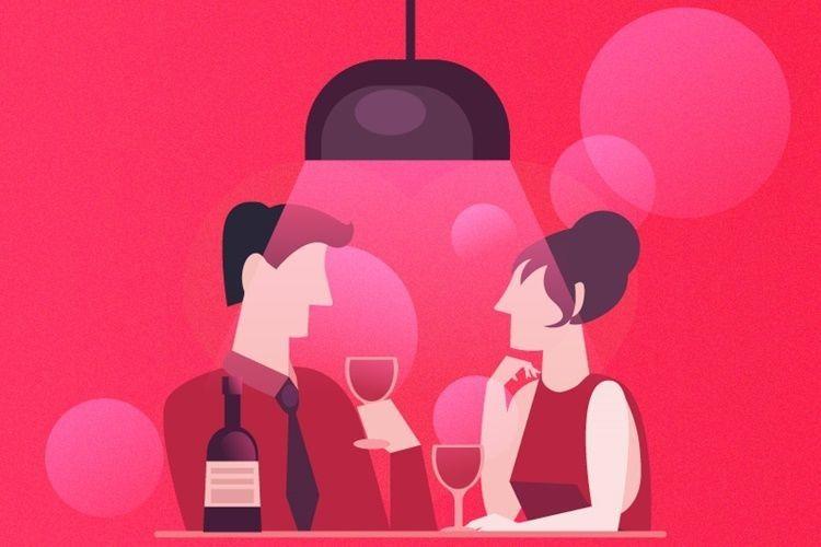 Tinggalkan Laki-Laki yang Bicarakan 8 Hal Ini Saat Kencan Pertama