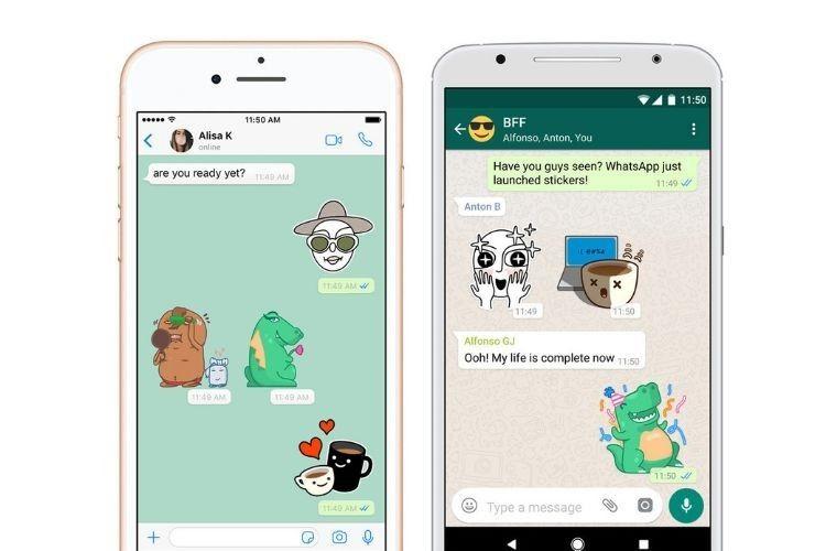 Mudah Banget Ini Cara Membuat Stiker Sendiri Di Whatsapp