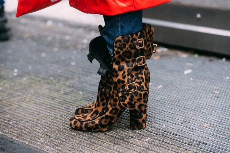 Rawr! Pilihan Sepatu Motif Leopard Paling Kece di Minggu Ini