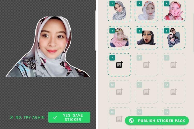 Mudah Banget! Ini Cara Membuat Stiker Sendiri di Whatsapp