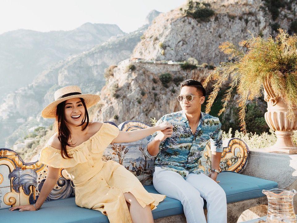 Hobi Keliling Dunia, Ini Destinasi Favorit Nikita Willy dan Kekasih