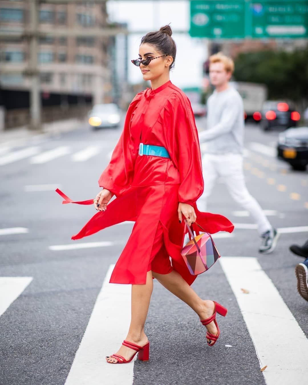 Serunya Padu-padan Merah untuk Look yang Lebih Bold!