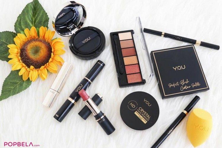 #Review: Full Makeup dengan Produk Y.O.U Makeups