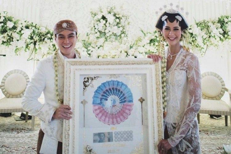 Intip 5 Momen Unik dalam Pernikahan Baim Wong dan Paula Verhoeven