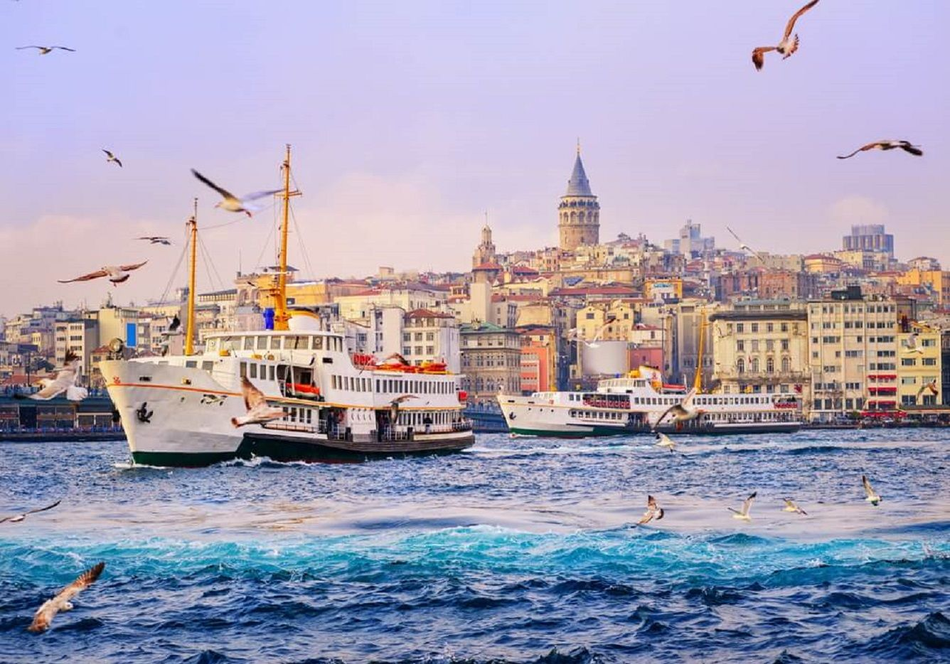 5 Tempat Wisata di Turki yang Harus Kamu Kunjungi!