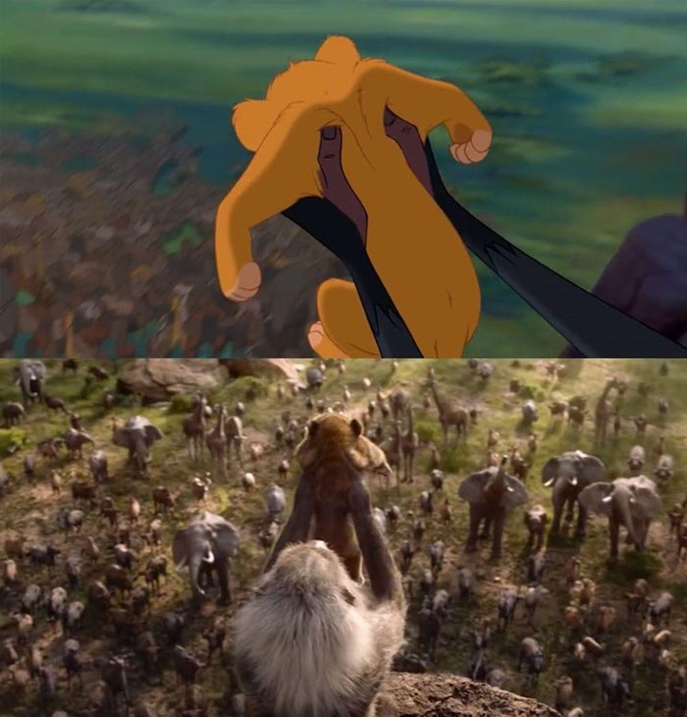 Membandingkan Dua Versi Trailer Film The Lion King, Mirip Nggak Sih?