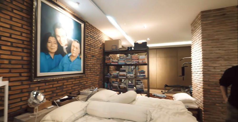 Punya Tingkat Keamanan Canggih, Begini Rumah Mewah Baim Wong dan Paula