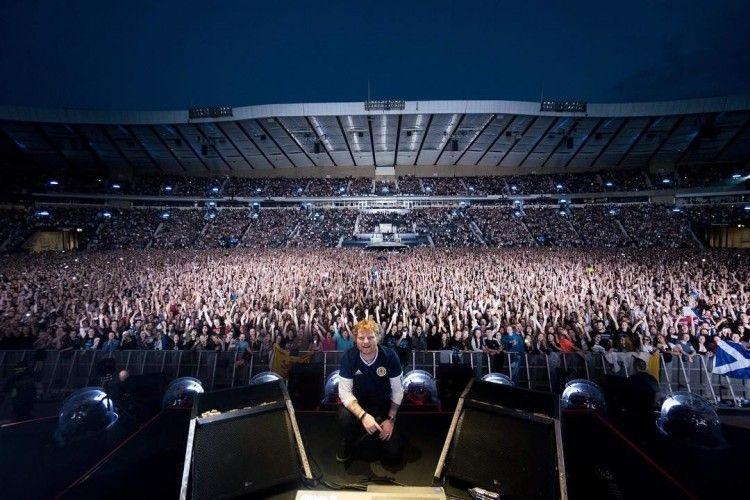 Sebelum Beli Tiket Konser Ed Sheeran, Perhatikan 5 Hal Ini Ya!
