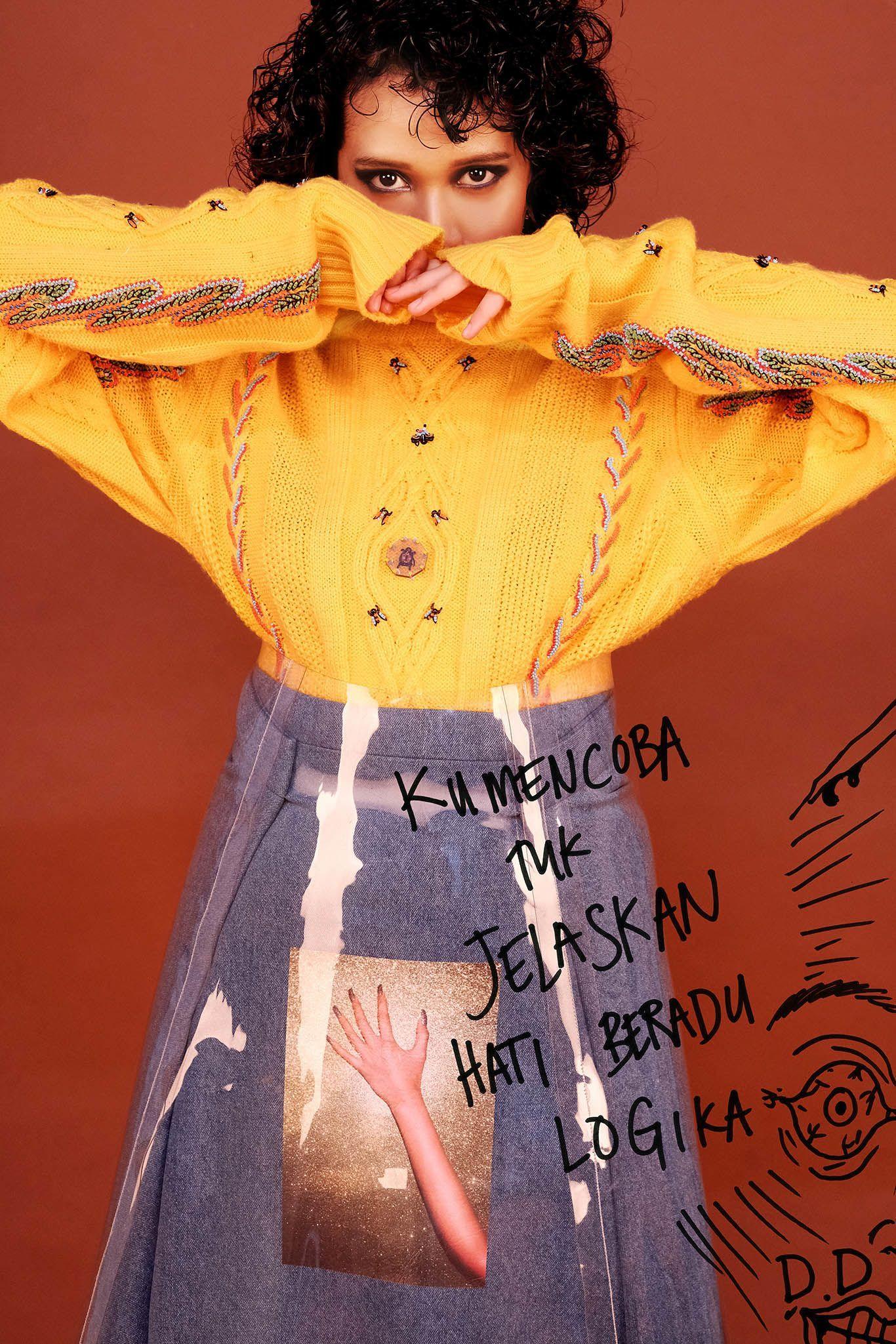 "#IAMREAL: Dea Dalila: ""Bukan Soal Hits, yang Penting Laguku Lahir"""