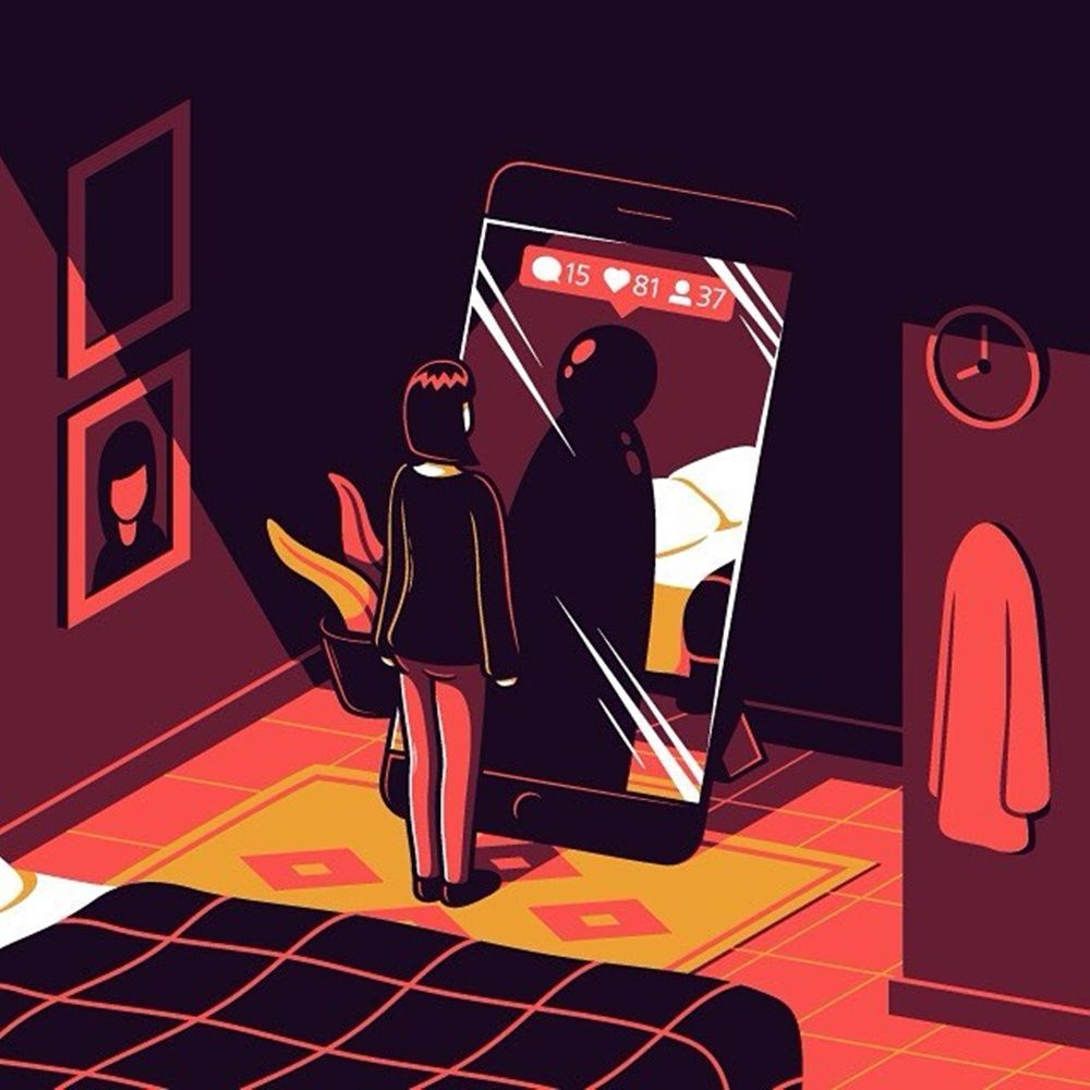 Bermakna Dalam, 15 Ilustrasi Lucu Ini Sindir Gaya Hidup Manusia Modern