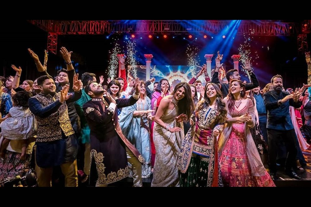 11 Foto Menarik Pernikahan Nick Jonas dan Priyanka Chopra!