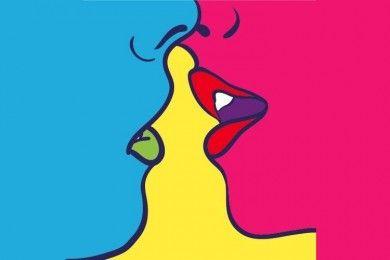Mengapa Kalau Ciuman Kepala Kita Miring ke Kanan?
