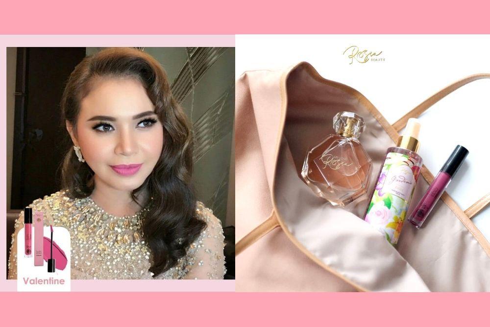 7 Pilihan Kosmetik Lipstik dari Para Artis Indonesia yang Sedang Hits