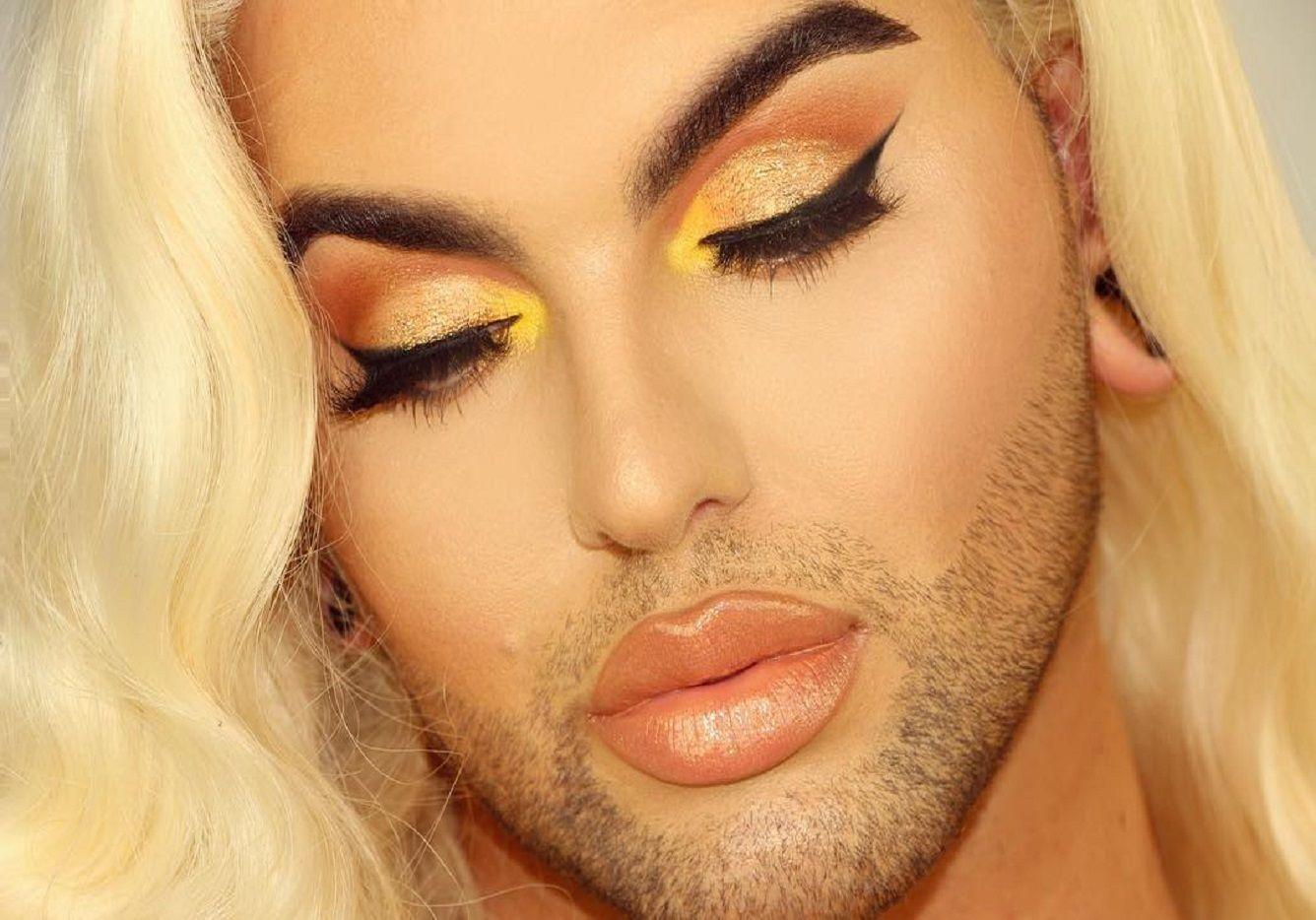 10 Make Up Artist Cowok Yang Wajib Kamu Follow