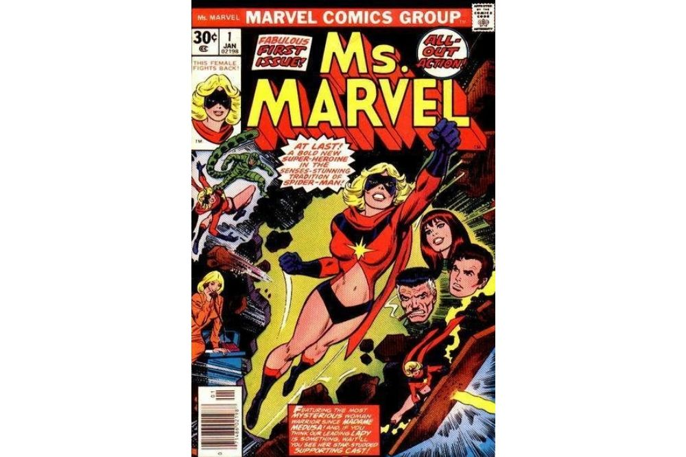 Kerja di NASA hingga Editor Majalah, Ini 10 Fakta Seru Captain Marvel