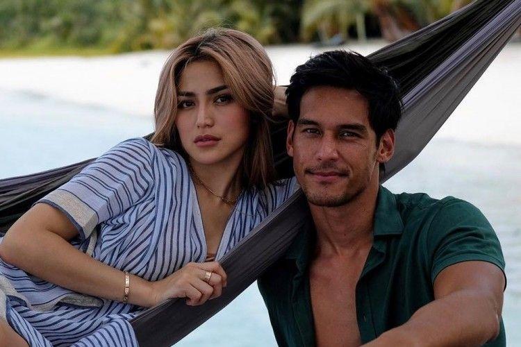 13 Potret Perjalanan Cinta Jessica Iskandar dan Richard Kyle