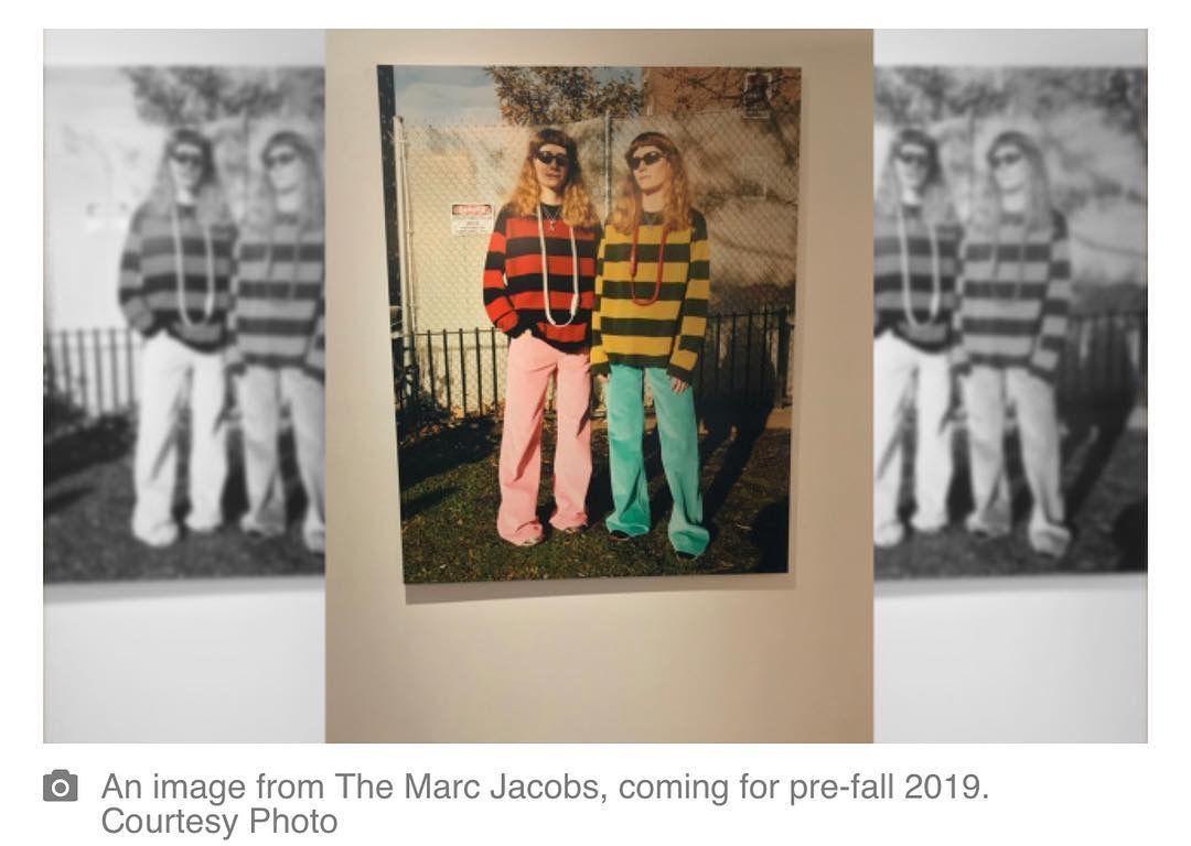 Marc Jacobs Putuskan Buat Lagi Label MJ versi Terjangkau!