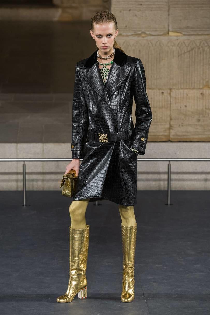 Chanel Membawa 'Egypt' ke New York Pada Koleksi Pre-Fall 2019