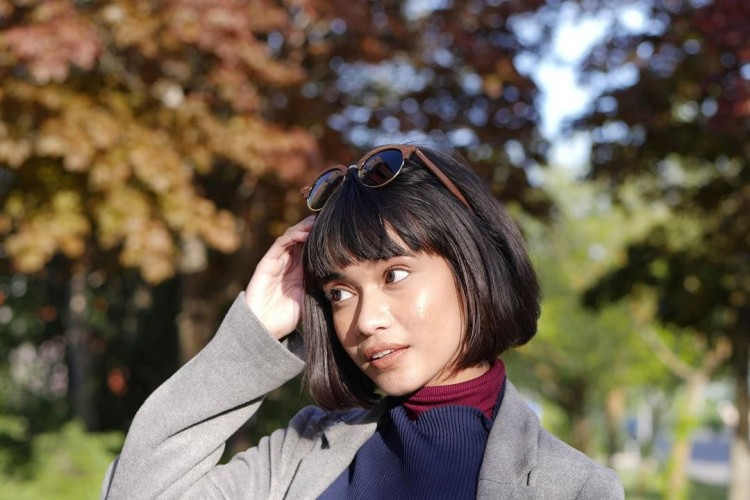 5 Gaya Rambut Keren Audrey Tapiheru yang Bisa Jadi Inspirasi