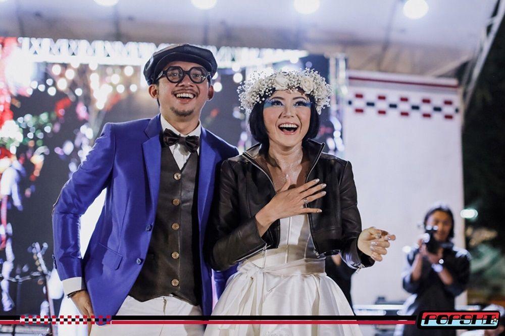 30 Artis Indonesia yang Menikah di Tahun 2018, Siapa Saja Ya?
