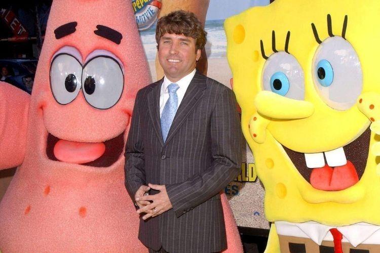 Kreator Spongebob Squarepants Berwasiat Abu Jasadnya Disebar di Laut