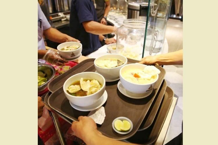 Cicip Chop Buntut Garang Asam dari Resep Warisan Keluarga